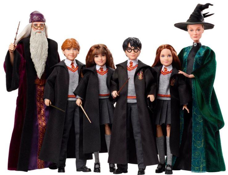 Muñecos de Harry Potter