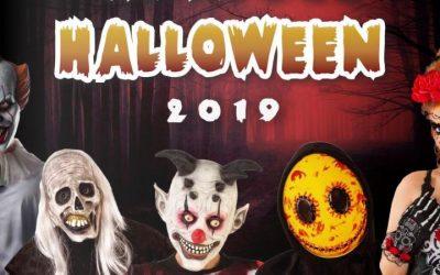 Catálogo Halloween