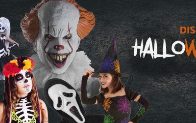 Catálogo Halloween 2018