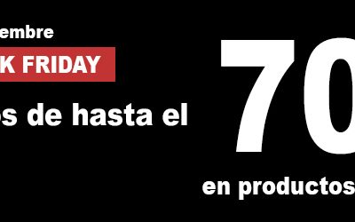 Black Friday 2018 en juguetes
