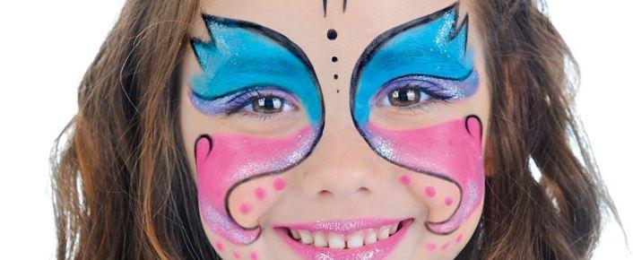 Maquillaje para niños/as