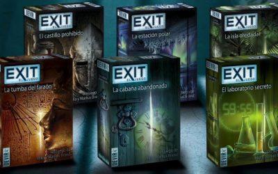 Sigue la saga EXIT