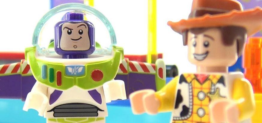 Toy Story y Lego