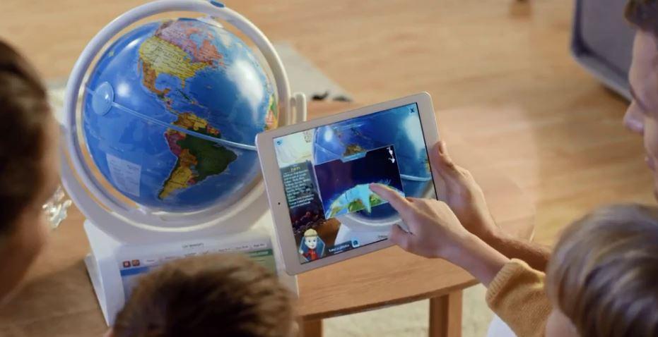 Smart Globe Explorer