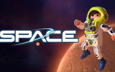 Novedades Playmobil Space