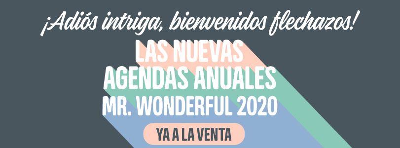 Agendas Mr. Wonderful