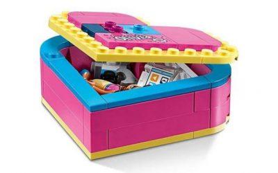 Una novedad Lego Friends