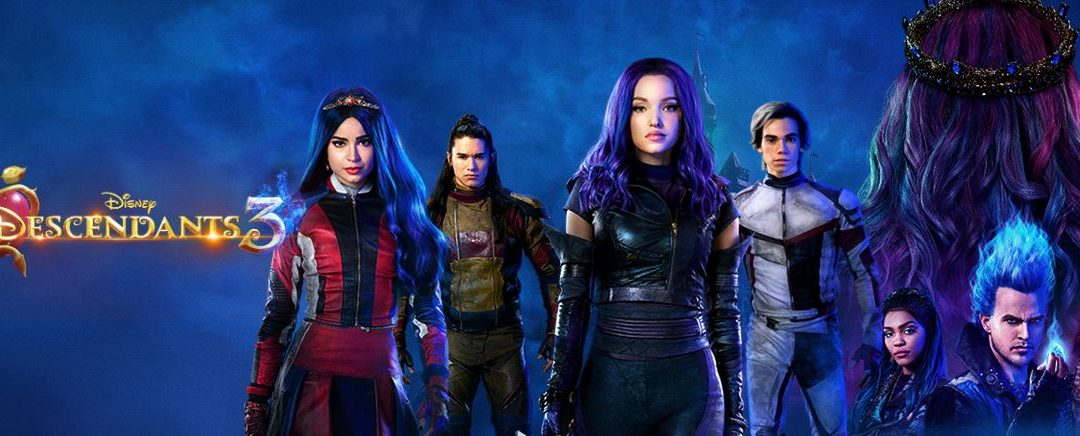 Muñecas Descendants 3