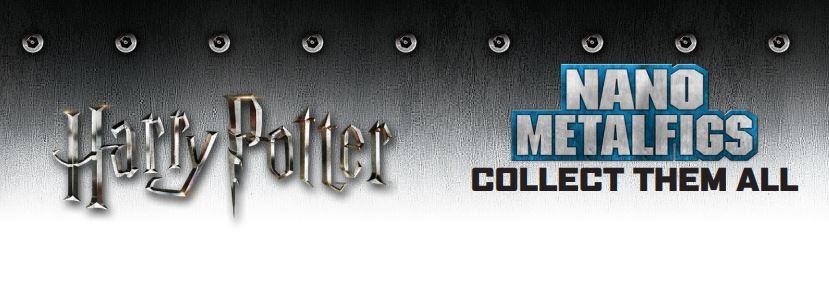 Harry Potter Nano Metalfigs