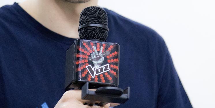 Micro La Voz