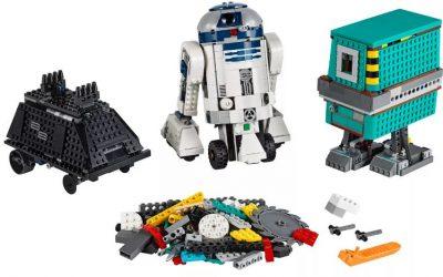 Lego Comandante Droide