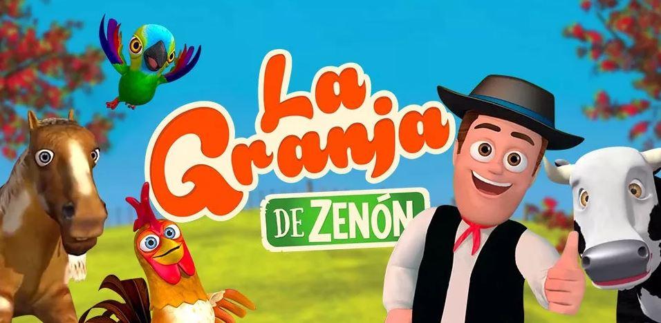Juguetes La Granja de Zenon