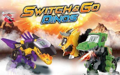 Switch & Go Dino