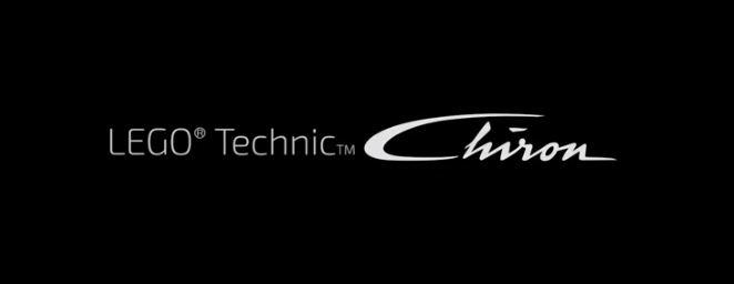 Lego Bugatti Chiron Technic