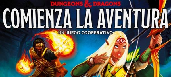 Dungeons & Dragons Adv. Begins