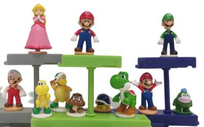 Super Mario Link System