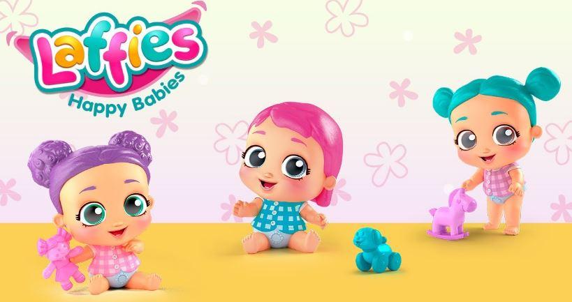 Muñecas Laffies