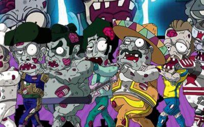 Estadio Deportivo World Zombies