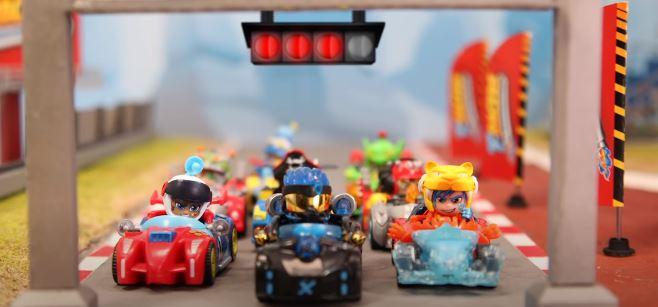 T-Racers