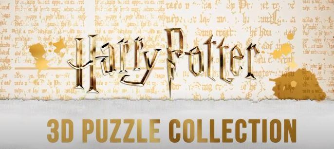 Puzzles 3D de Harry Potter