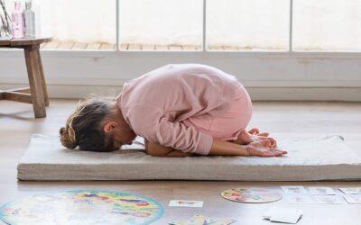 3 Ejercicios Para trabajar el cerebro y la salud mental en los niños