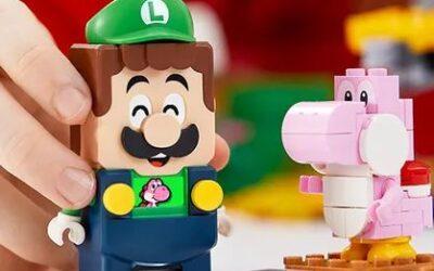 Llega Luigi Lego