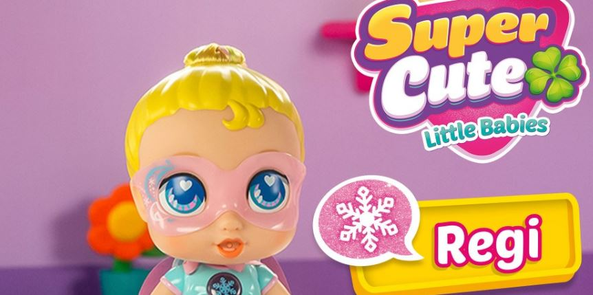 Super Cute Muñeca Regi